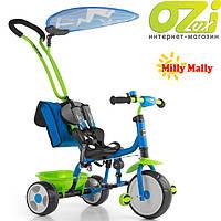 Велосипед Boby Deluxe 2015 с подножкой ТМ Milly Mally