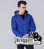 Braggart 1295 | Ветровка мужская электрик