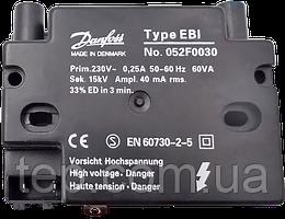 Високовольтний трансформатор розпалу Danfoss EBI4 M S 052F0030 для нагрівачів ERMAF арт. 51400073