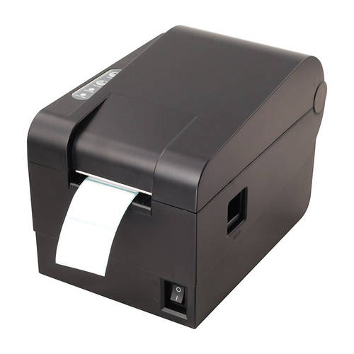 Принтер чеков и этикеток XPrinter XP-235B (USB, термо 58 мм)