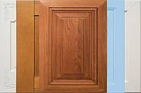 Изготовление мебельных фасадов из массива дерева, МДФ по индивидуальным размерам