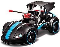 Автомодель-трансформер на р/у Maisto Tech Street Troopers Project 66 Чёрно-синий (81107 black/blue)  , фото 1