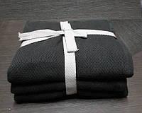 Набор кухонных полотенец 50*70 Vega (серый)
