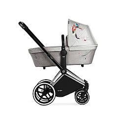 Детская коляска Cybex Priam KOI Crystallized