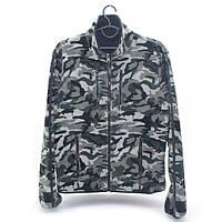 Чоловіча вельветова куртка на флісі розмір М-Л, фото 1