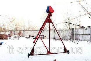 Шнековый погрузчик ø 133*5000*380В с подборщиком 2 000 мм., фото 2
