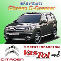 Фаркоп (прицепное) на Citroen C-Crosser (Ситроен С Кроссер), фото 1