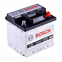 Аккумулятор 45Ah-12v BOSCH (S3002) (207x175x190),R,EN400