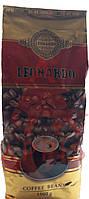 Кофе натуральный зерновой Leonardo