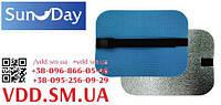 Сидушка туристична фольгована, 350х240х16мм Sunday 73-071   коврик, каремат