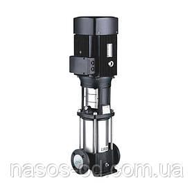 Насос центробежный многоступенчатый вертикальный Leo 380В 0.75кВт Hmax33м Qmax117л/мин (нерж)