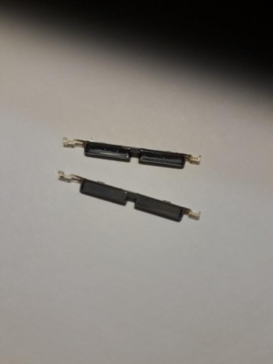 Lenovo s650 кнопки гучності б/у корпус