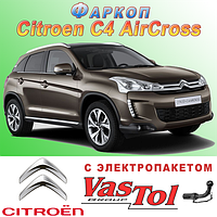 Фаркоп (прицепное) на Citroen C4 AirCross (Ситроен С4 Аиркросс)