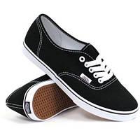 Стильные кроссовки кеды Vans (Ванс, Вансы) Authentic. 4 разные цвета!