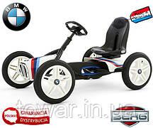 Веломобиль детский Go-Kart BMW STREET RACER 3-8 лет