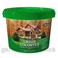 Лазурь для древесины COLORTEX Kompozit, 0.9 л