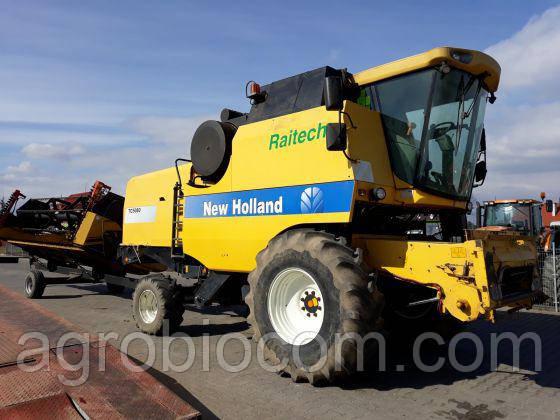 Комбайн New Holland TC 5080