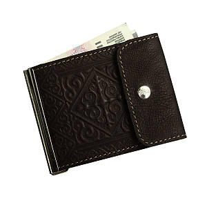 Зажим для денег (портмоне) - это универсальный и полезный аксессуар на каждый день