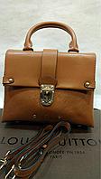 Женская сумка саквояж Louis Vuitton в стиле