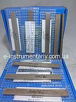 Брусок ельборовий для заточування ножів монолітний 125х12х5. Зерно 100/80 - чорнова заточка
