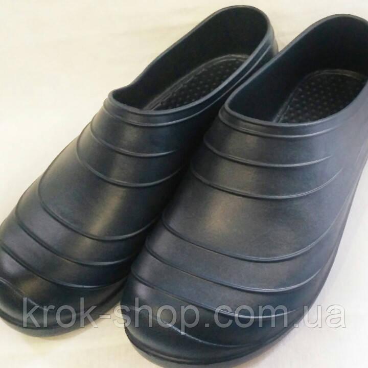 Галоши мужские на босу ногу Крок оптом