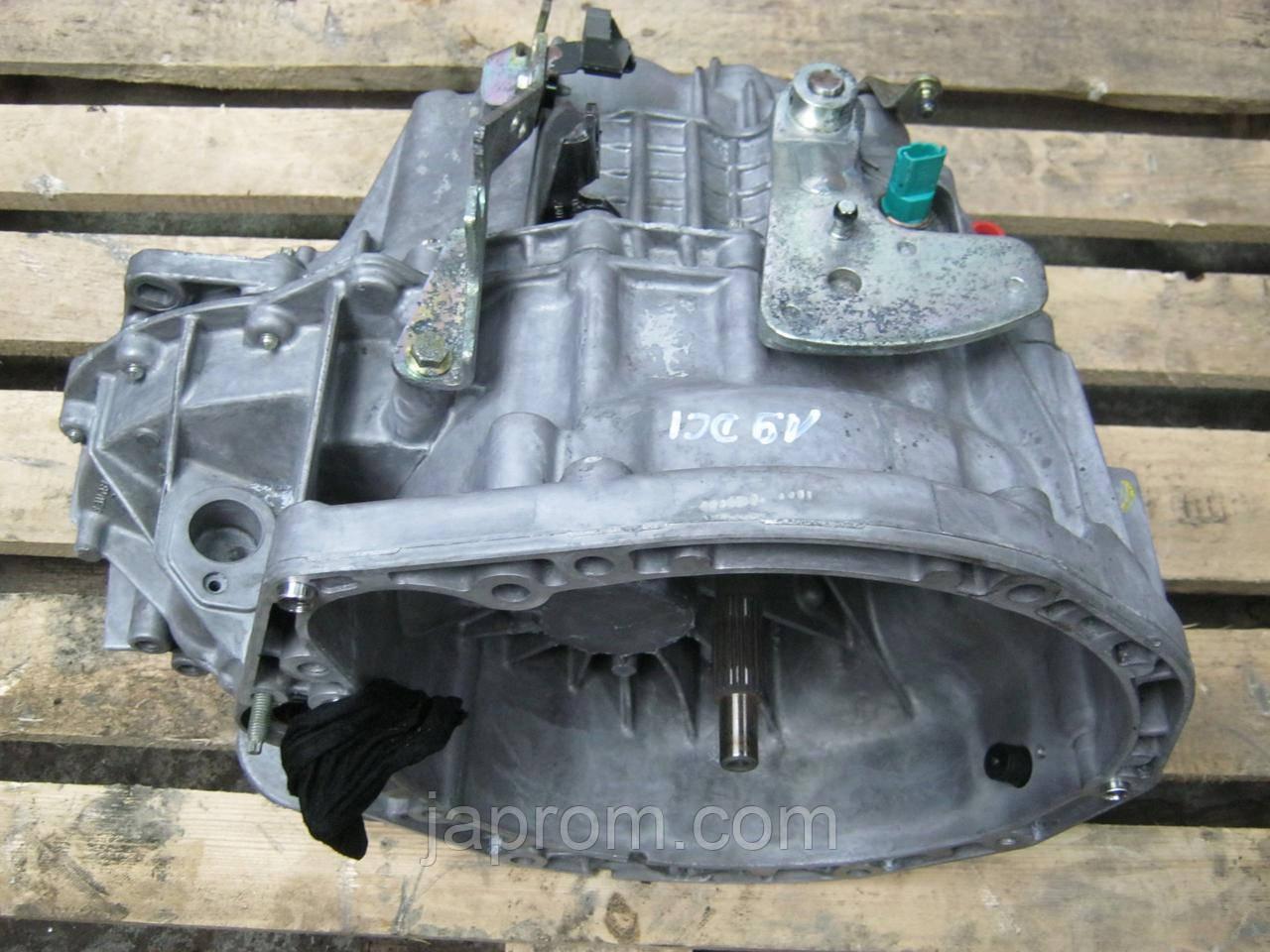МКПП механическая коробка передач Renault Kangoo III, z silnikiem 1.5 DCI JR5 155