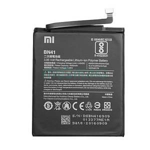 Оригинальная батарея Xiaomi Redmi Note 4 (BN41) для мобильного телефона, аккумулятор для смартфона.