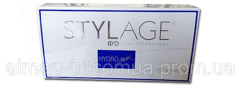 Филлер Stylage Hydromax