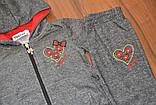 Спортивный костюм Двойка Детский 98, 104 р Taurus Венгрия, фото 5