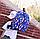 Рюкзак Кошечки Школьный городской Синий Кошки Коты, фото 2