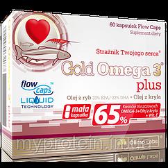 OLIMP Омега 3 Gold Omega 3 Plus (60 caps)