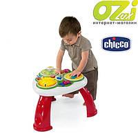 Интерактивный Развивающий Столик Музыкальный Мир Слов Chicco 60083