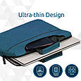Сумка для ноутбука Promate Desire-L Blue, фото 3
