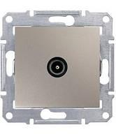 Розетка ТВ конечная 1 дБ Титан Sedna Schneider, SDN3201668