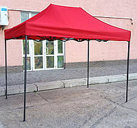 Шатер раздвижной, палатка, беседка, павильон, тент, 2х3(2*3), 18 кг, каркас черно-серый молотковый