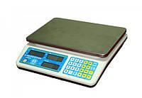 Весы торговые Vagar VP-MN LCD до 6/15 кг