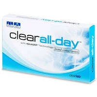 Контактные линзы Clear All-day (6шт)