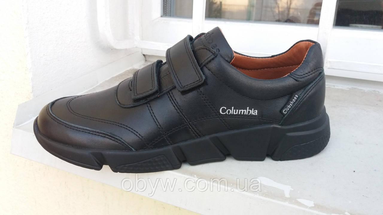 На липучках кроссовки Calambiia