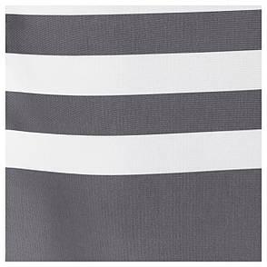 ВАДСЙОН Штора для ванной, темно-серый, 180x200 см 10349066 IKEA, ИКЕА, VADSJÖN, фото 2