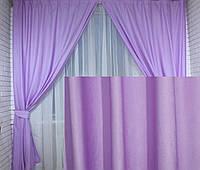 Комплект штор и плотной ткани в Украине