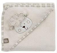 Полотенце-уголок. Детское полотенце с капюшоном, Natures Purest