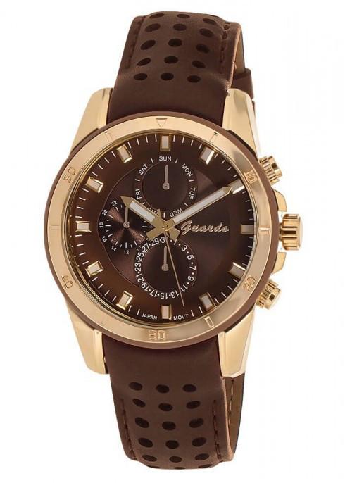 Часы Guardo  05799 GBrBr  кварц.