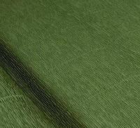 Бумага креп 565 Зеленая Италия