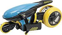 Мотоцикл с пультом управления Maisto 1:24 Cyklone 360 Чёрно-синий (82066 blue/black)