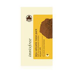 Очищающие полоски для носа Innisfree Jeju Volcanic Nose Pack - 1шт
