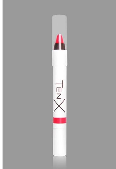 Матовая губная помада Tenx-116 коралловый