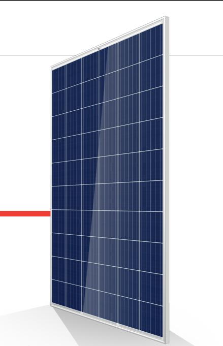 Сонячна фотоелектрична батарея Trina TSM-275 PD05, 5bb, 275W