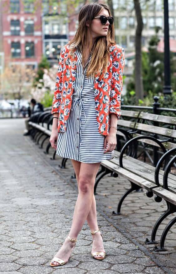 модный принт весна лето 2018
