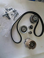 Комплект ГРМ 1.6-2.0 TDI VW T5, Caddy, Crafter 09- + помпа, фото 1