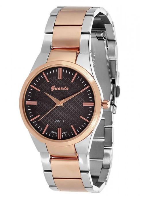 Часы Guardo  08245(m) RgsB  браслет  кварц.